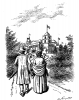 Public Domain images from Samantha at the Worlds Fair by Josiah Allens Wife (Marietta Holley) Illustrated by Baron C. De Grimm published by Funk and Wagnalls Company 1893.