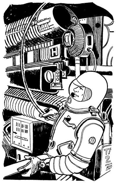 Have Space Suit Will Travel Title Page - Pics about space